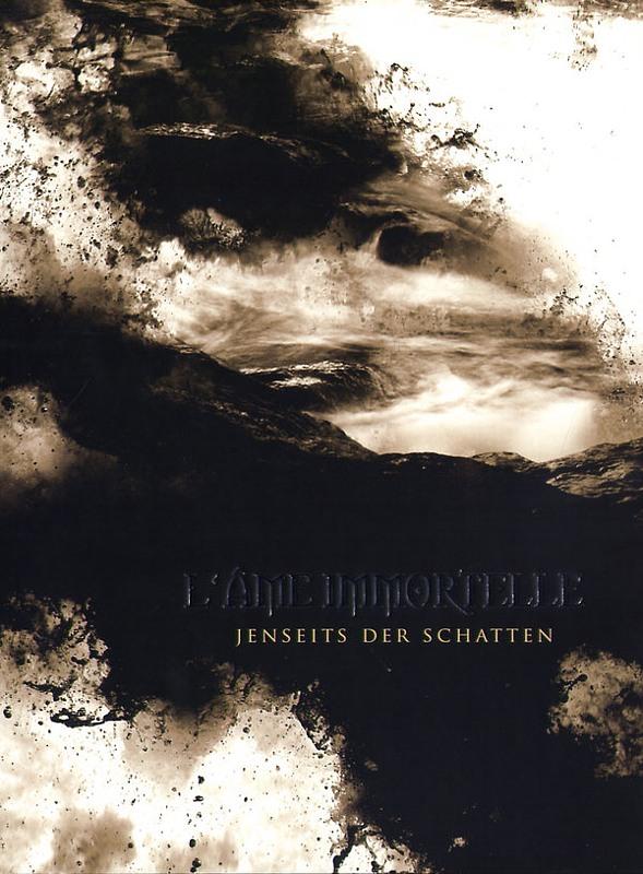 L'Ame Immortelle - Jenseits der Schattten (+ CD) DVD Bild