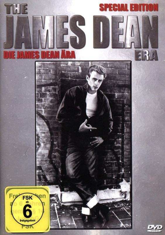 The James Dean Era  [SE] DVD Bild