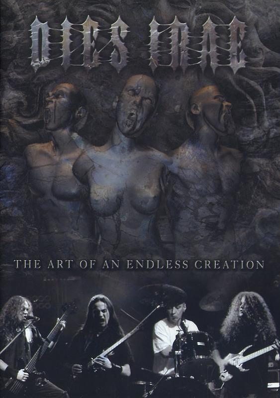 Dies Irae - The Art of Endless Creation  (+ CD) DVD Bild