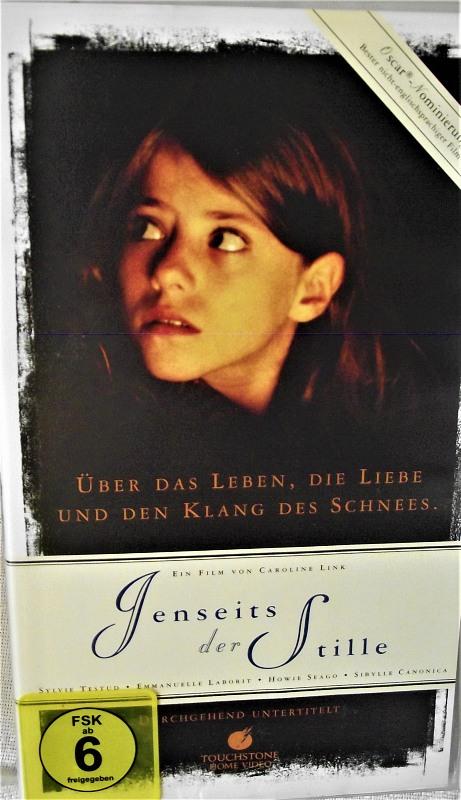 Jenseits der Stille VHS-Video Bild