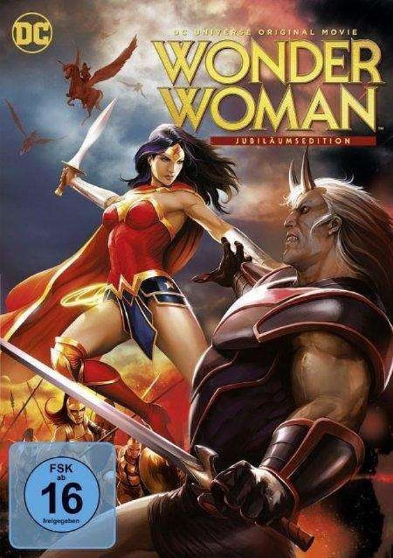 Wonder Woman - Jubiläumsedition DVD Bild