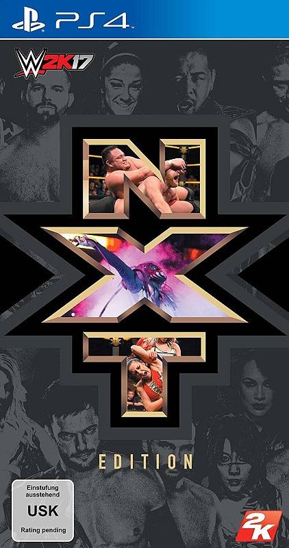 WWE 2K17 - NXT Edition Playstation 4 Bild