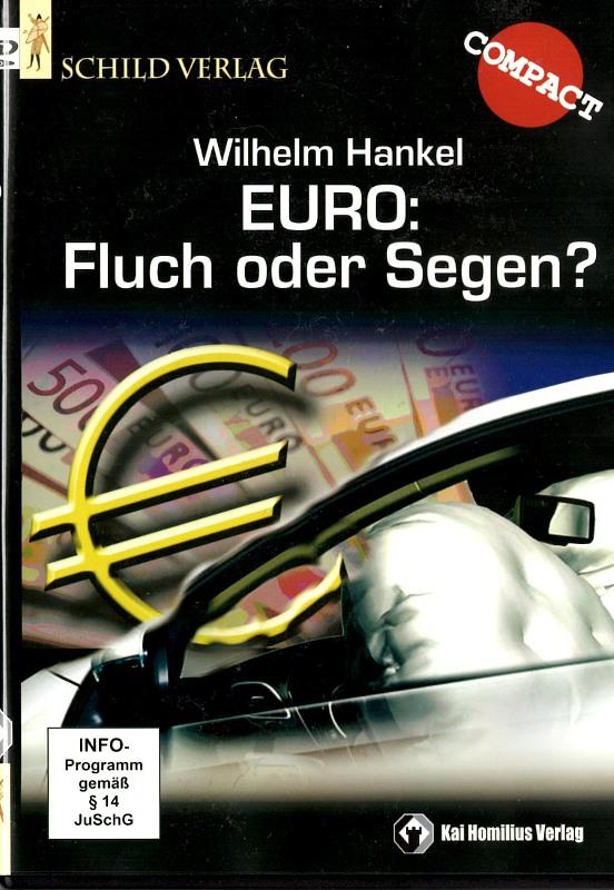 EURO: Fluch oder Segen? DVD Bild