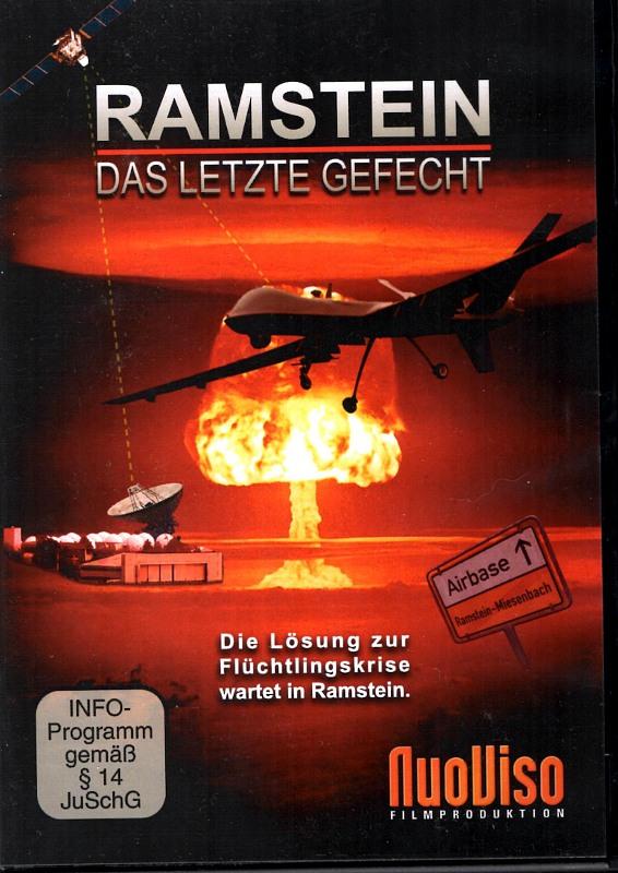 Ramstein - Das letzte Gefecht DVD Bild