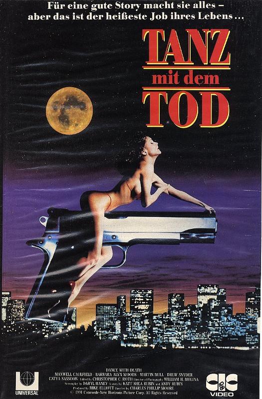 Tanz mit dem Tod VHS-Video Bild