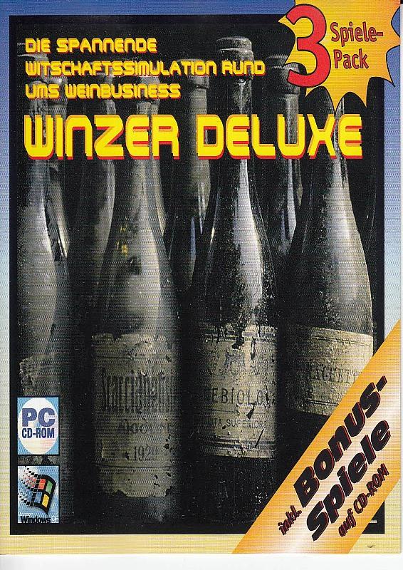 Winzer Deluxe PC Bild