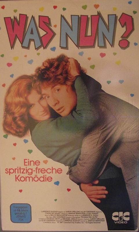 Was Nun ? VHS-Video Bild