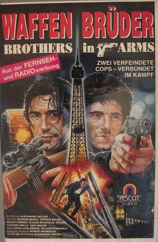 Waffenbrüder VHS-Video Bild