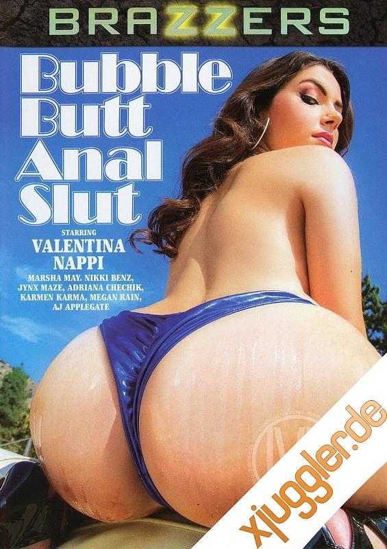 Bubble Butt Anal Slut DVD Bild