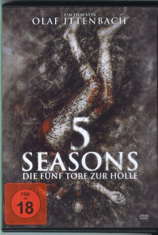 5 Seasons - Die fünf Tore zur Hölle DVD Bild