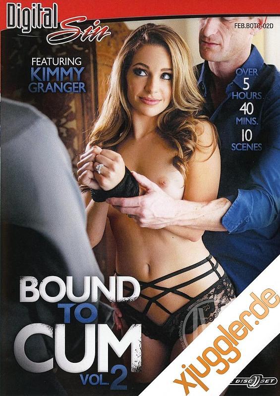 Bound To Cum 2  DVD Bild