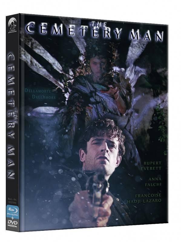 Cemetery Man (3D & 2D Mediabook) Blu-ray Bild