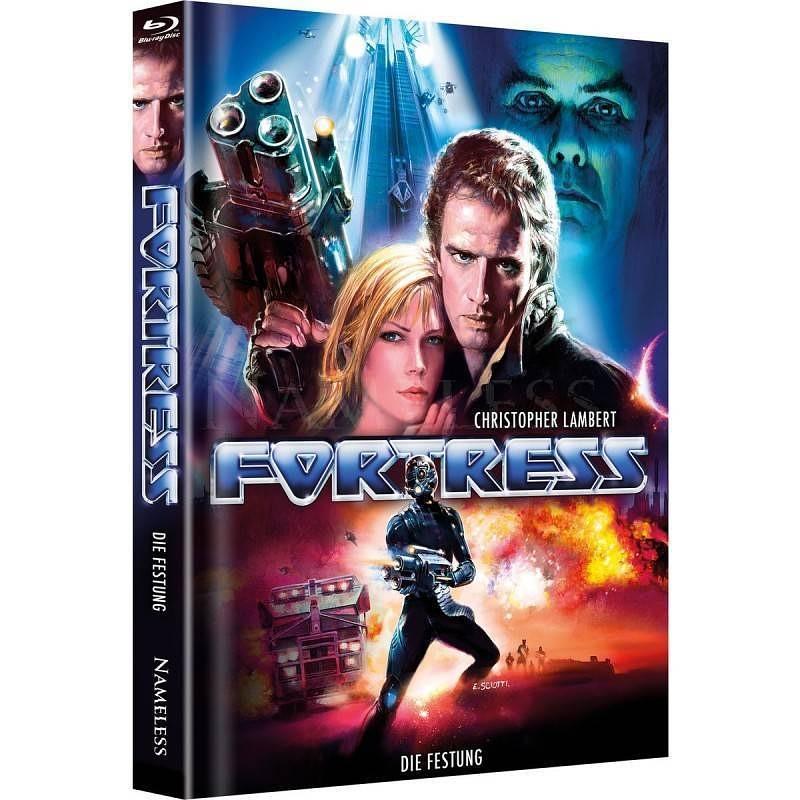 Fortress - Die Festung - Mediabook Cover C (+DVD) Blu-ray Bild