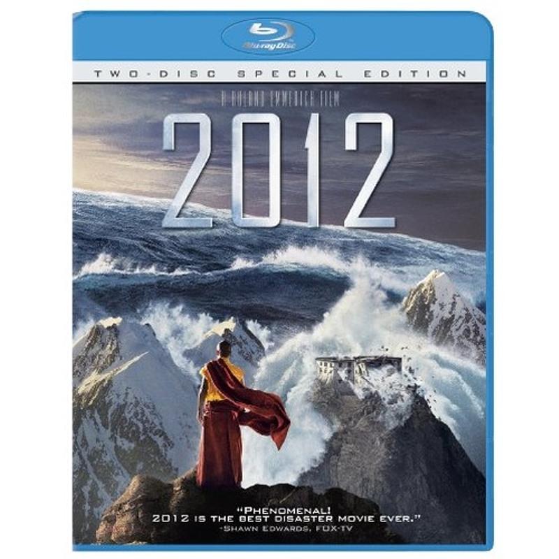2012 - 2 Disc Edition Blu-ray Bild