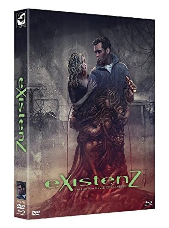 Existenz - Limitiertes Mediabook (+DVD) Blu-ray Bild
