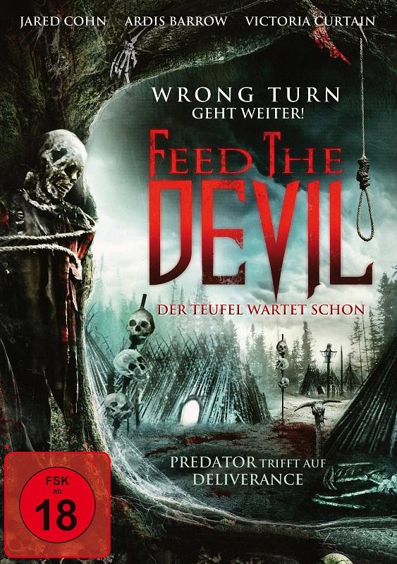 Feed the Devil - Der Teufel wartet schon DVD Bild