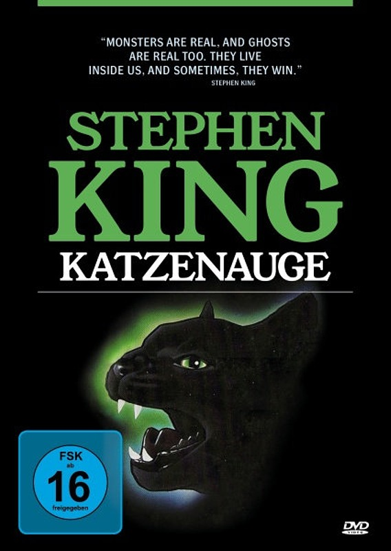 Stephen King: Katzenauge DVD Bild