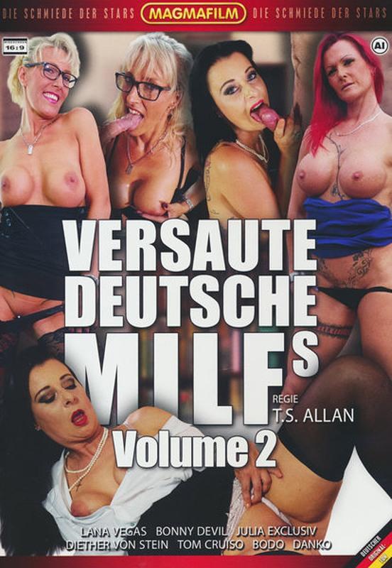 Versaute Deutsche Milfs