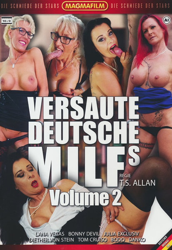 Versaute Deutsche Milf