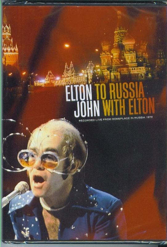 Elton John - To Russia With Elton DVD Bild