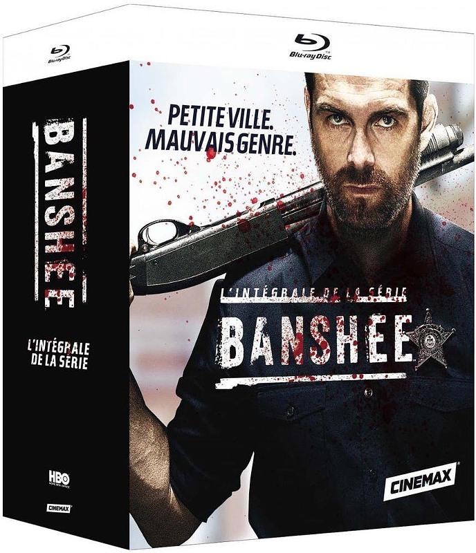 Banshee - Die komplette Serie FR Blu-ray Bild