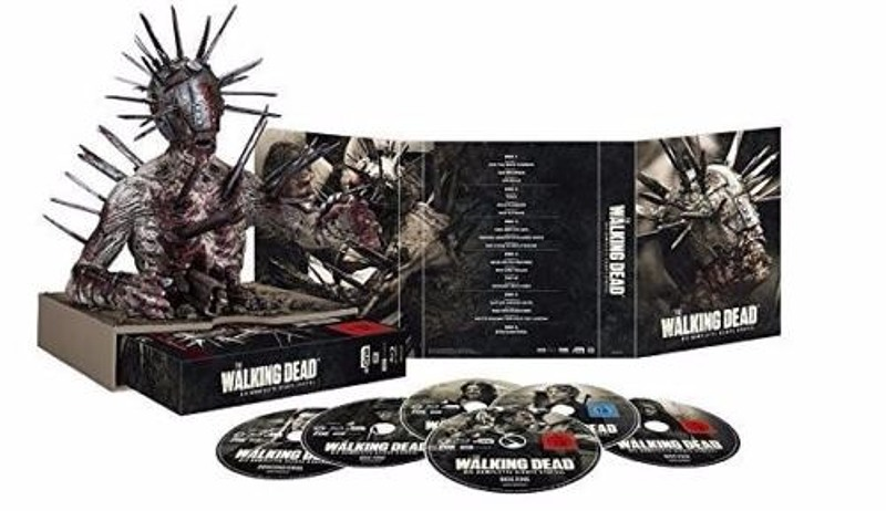 The Walking Dead - Staffel 7 - Limited Collectors Edition Blu-ray Bild
