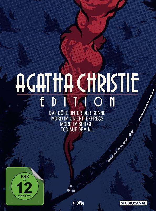 Agatha Christie Edition (4DVDs) DVD Bild