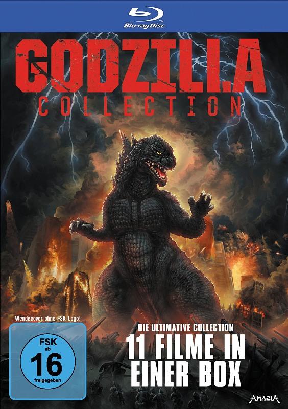 Godzilla Collection - Limited Edition Blu-ray Bild