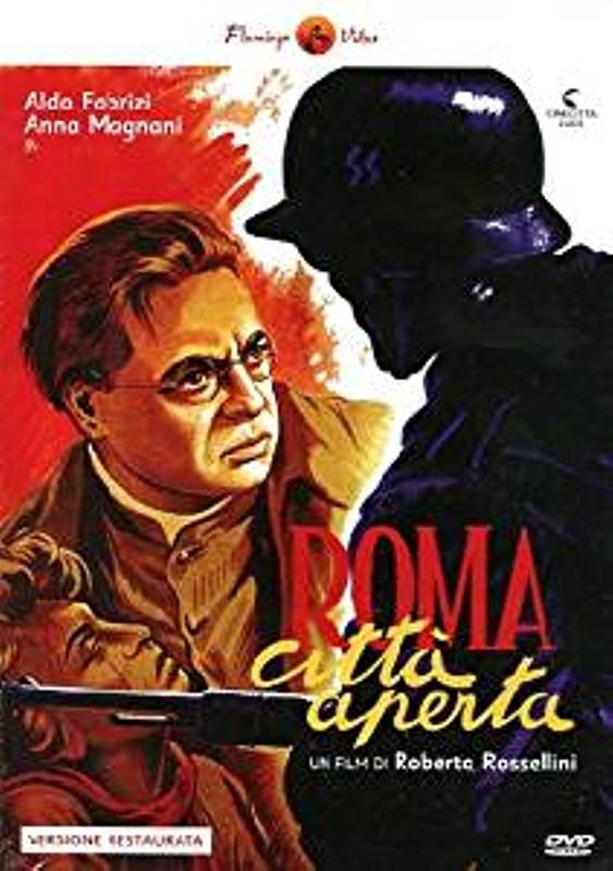Roma citta aperta DVD Bild