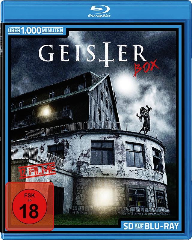 Geister-Box (12 Filme auf 1 Disc) Blu-ray Bild