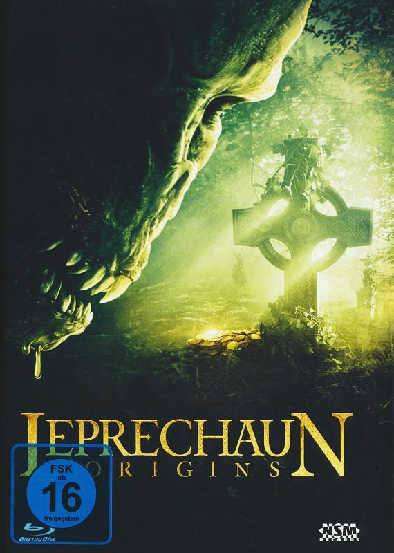 Leprechaun Origins [Blu-Ray+DVD] - uncut - auf 750 limitiertes Mediabook Cover B Blu-ray Bild
