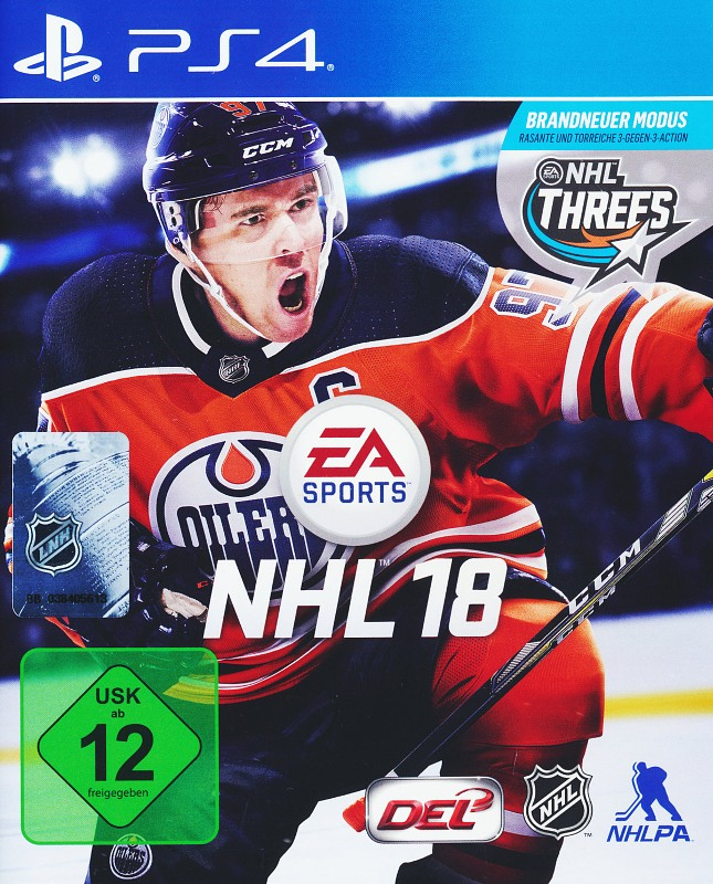 NHL 18 Playstation 4 Bild