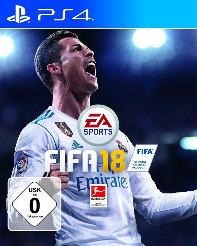 FIFA 18 Playstation 4 Bild