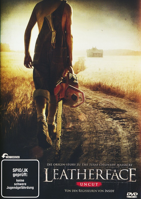 Leatherface - Uncut Edition DVD Bild