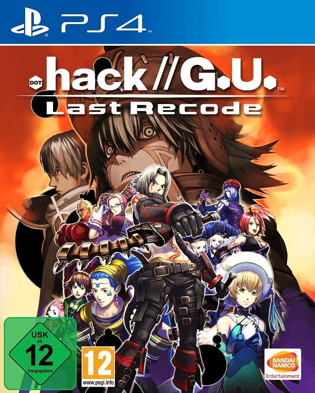 hack//G.U. Last Recode Playstation 4 Bild