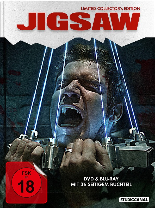 Jigsaw - Limited Collector's Edition Blu-ray Bild