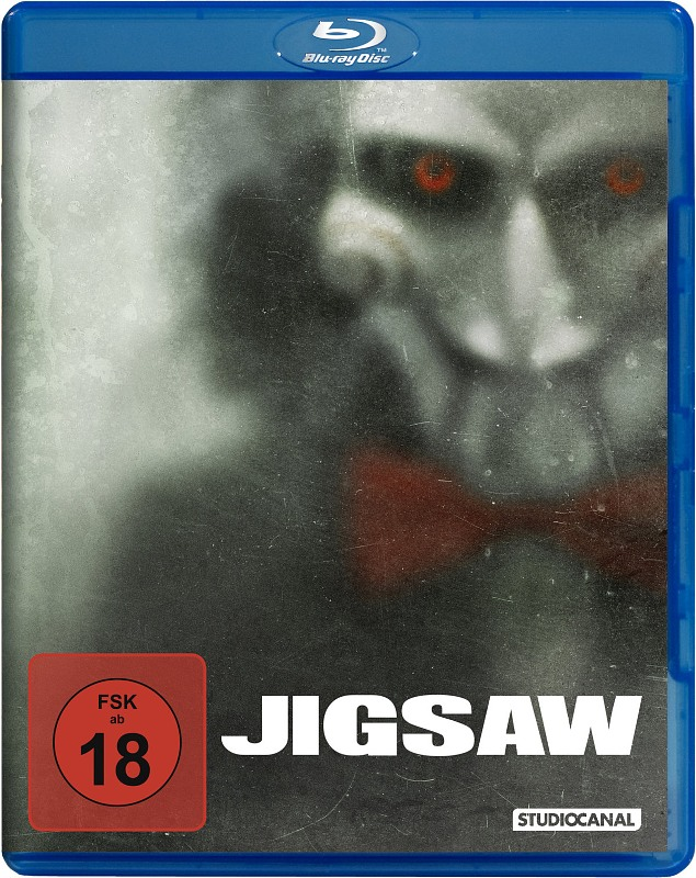 Jigsaw Blu-ray Bild