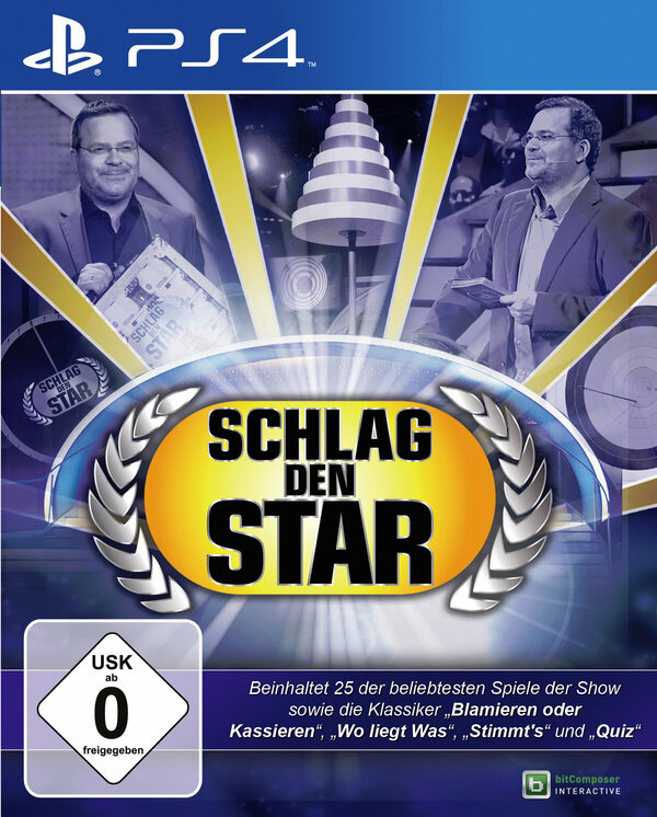 Schlag den Star Playstation 4 Bild