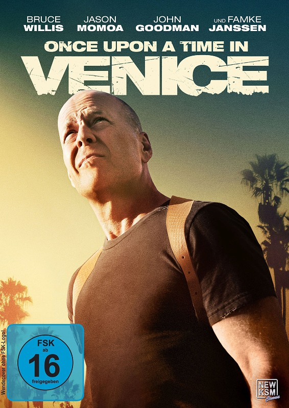 Once Upon a Time in Venice DVD Bild