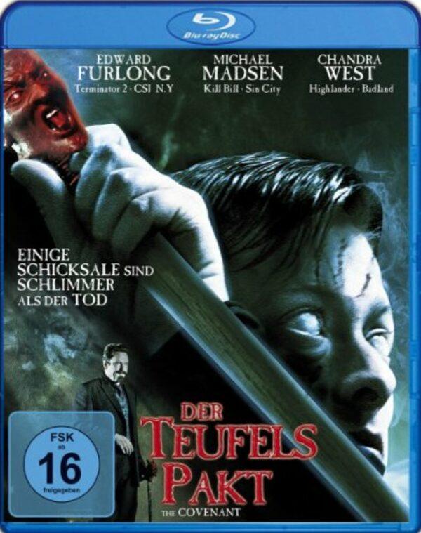 Der Teufelspakt DVD Bild
