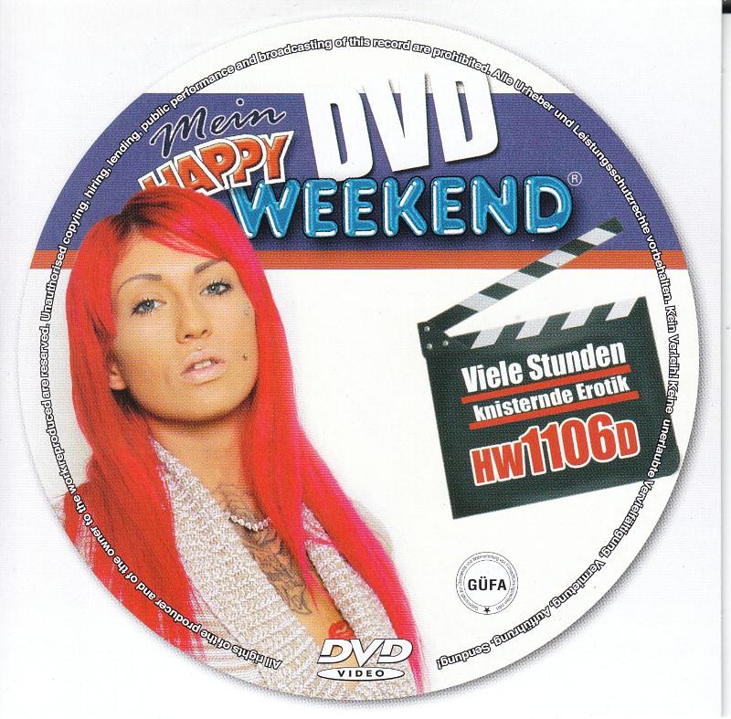 Happy Weekend 1106 + DVD | XJUGGLER Magazin Shop