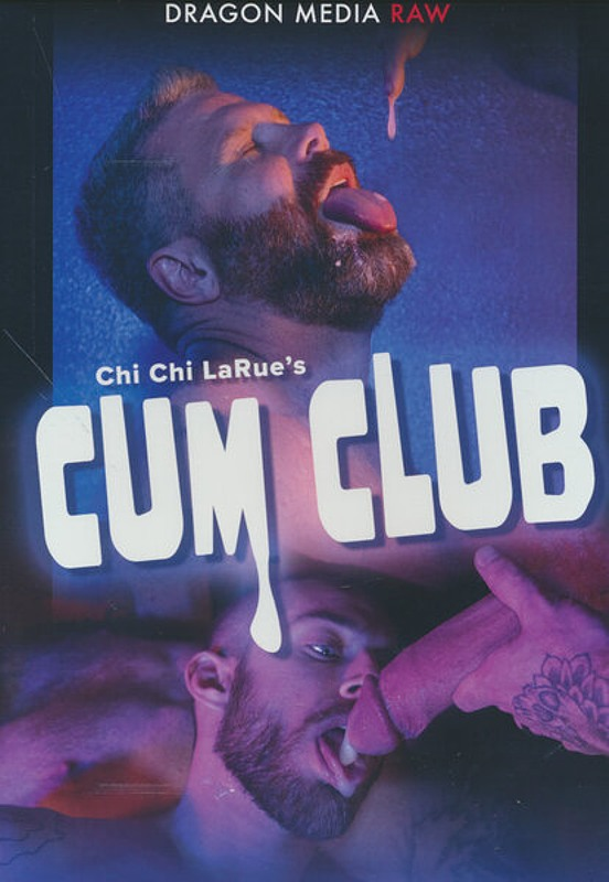 Cum Club Gay DVD Bild