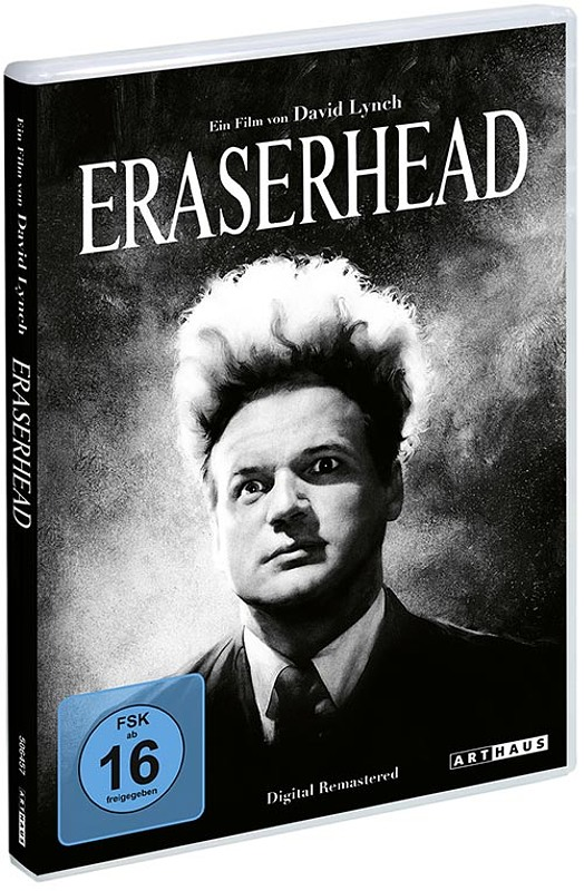 Eraserhead - Digital Remastered DVD Bild