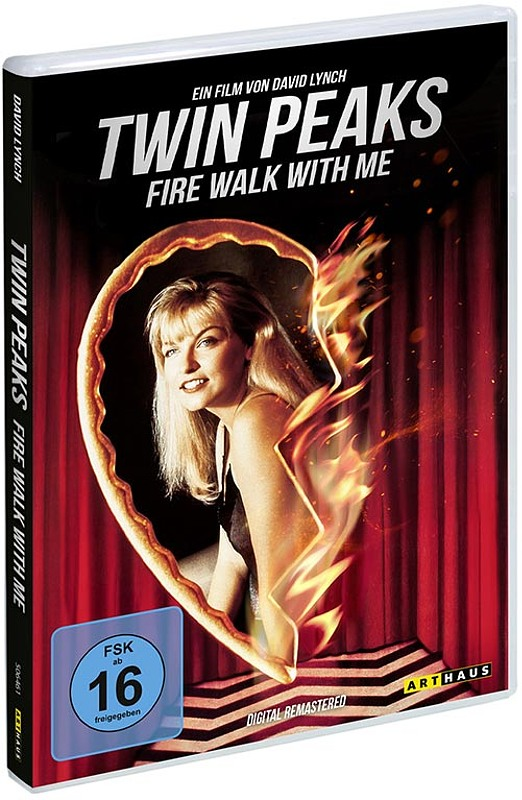 Twin Peaks - Der Film (Digital Remastered) DVD Bild