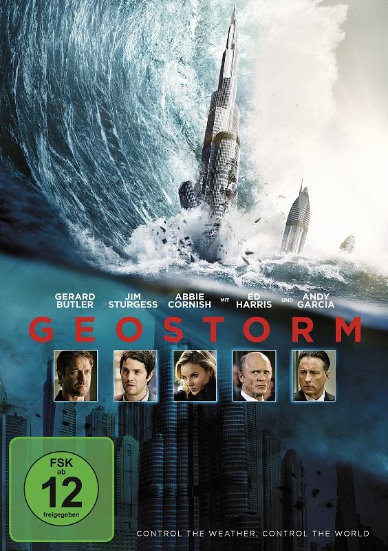 Geostorm DVD Bild
