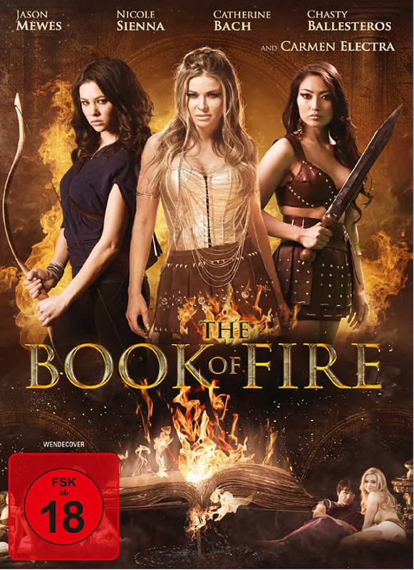 The Book of Fire DVD Bild