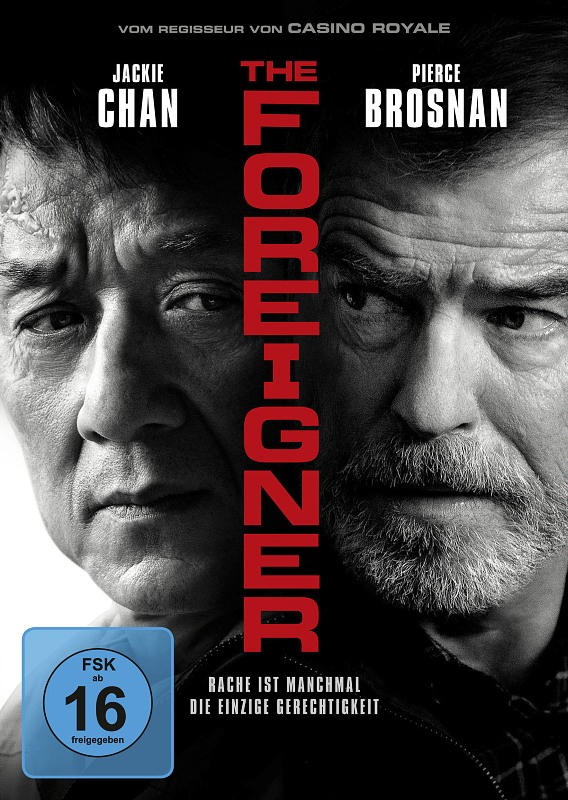The Foreigner DVD Bild
