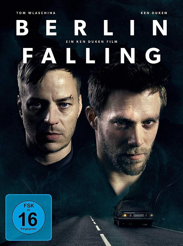 Berlin Falling DVD Bild