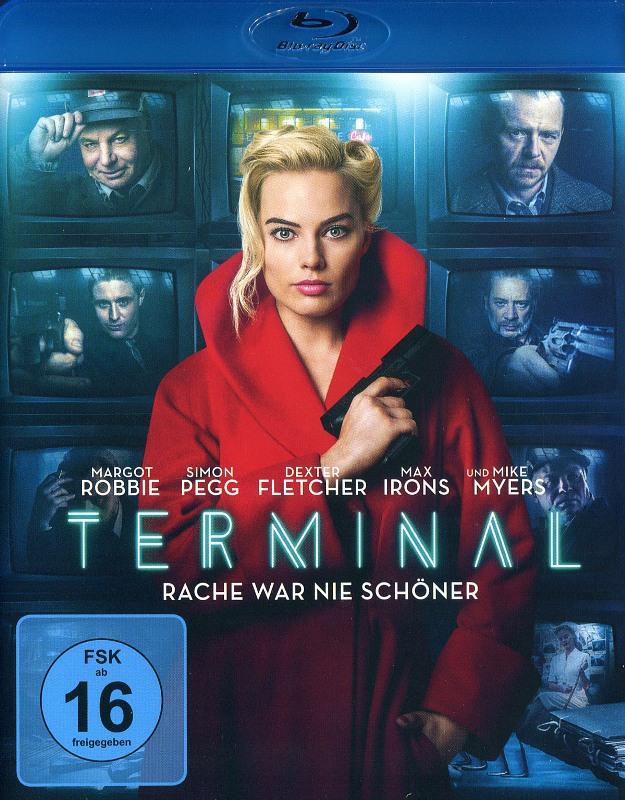 Terminal - Rache war nie schöner Blu-ray Bild