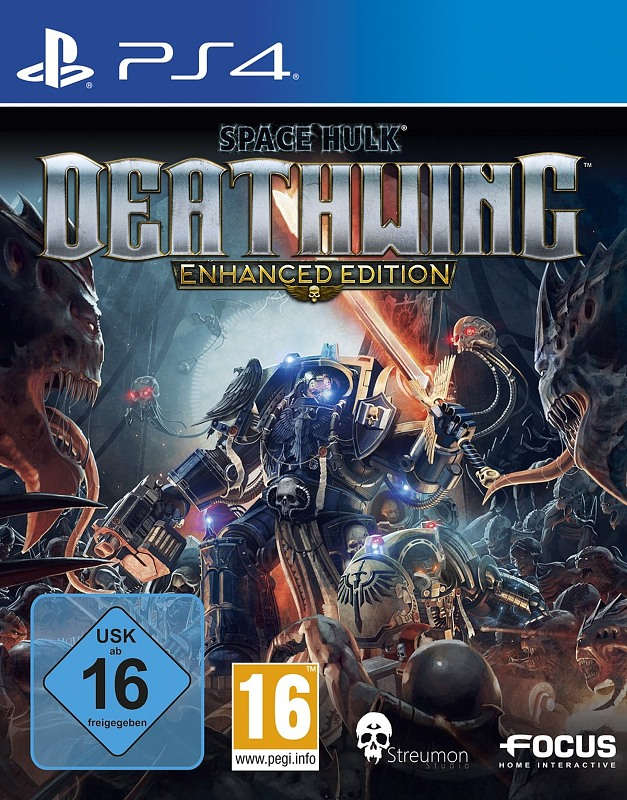 Deathwing - Space Hulk (Enhanced Edition) Playstation 4 Bild
